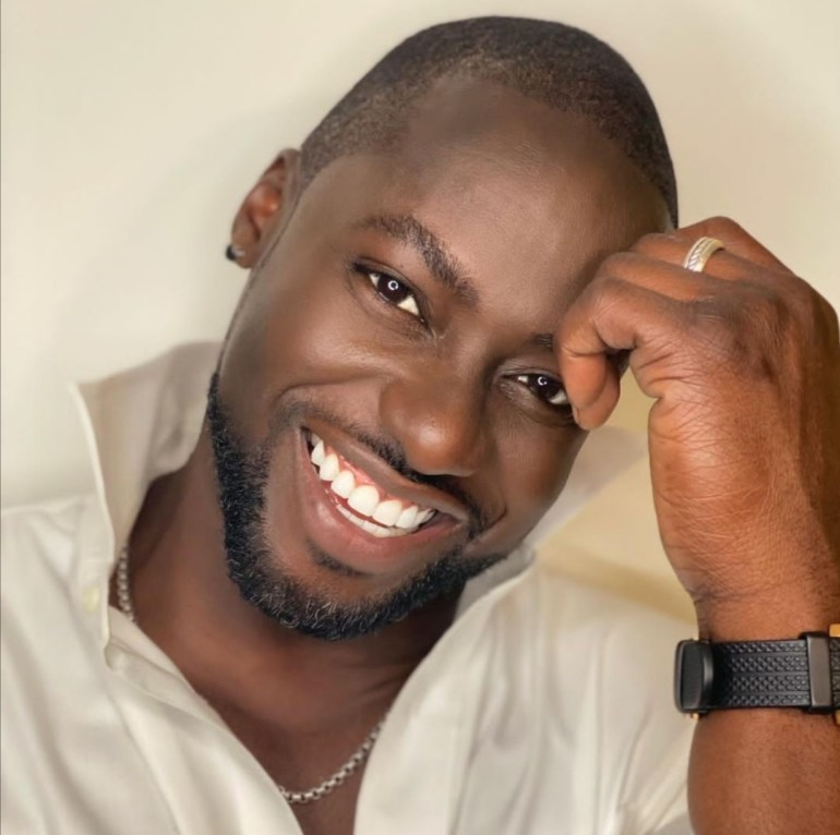 Ghanaian Actor And Damilola Adegbite's Ex-husband, Chris Attoh, Remarries For The 3rd Time