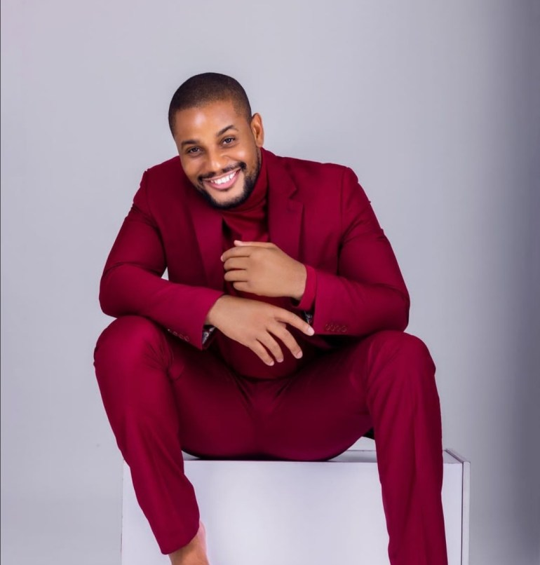 """""""I Asked The Love Of My Life To Marry Me"""" – Actor, Alexx Ekubo, Announces Being Engaged (Photos)"""