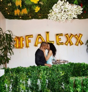 (Video) Romantic Surprise Moment, Alexx Ebuko Went Down On One Knee To Propose To His Fiancee, Fancy